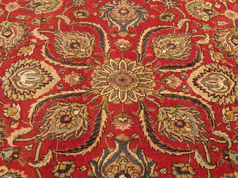 Rug Learning Center - Antique Persian Rugs